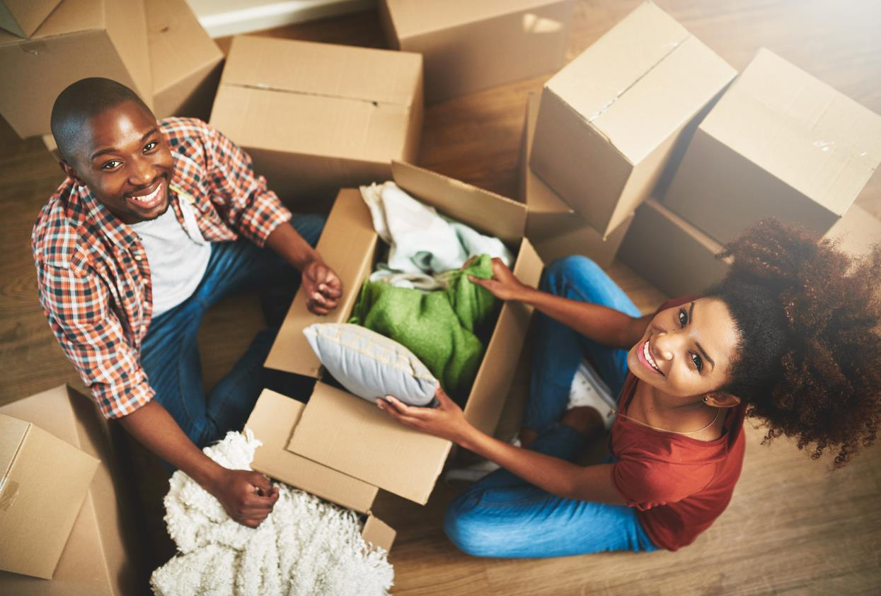 Things Are Looking Up For First Time Buyers