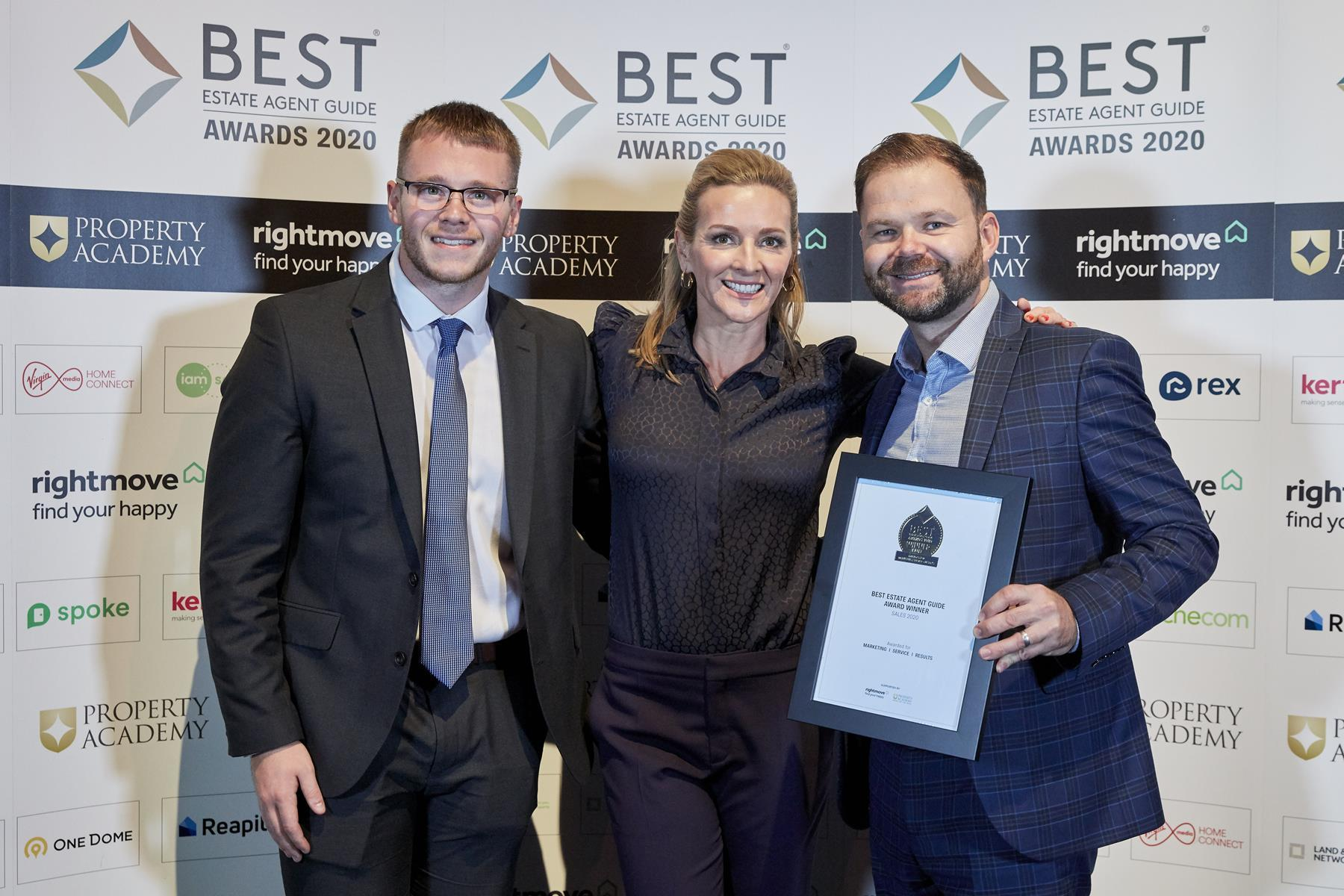 Best Estate Agent Guide Awards 2019